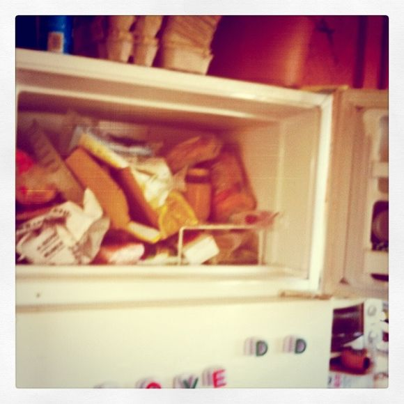 What meals do you like to have in your freezer?